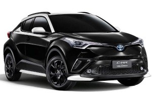 New 2020 Toyota CH-R Karl Lagerfeld นำแฟชั่นด้วยค่าตัว 1.219 ล้านบาท