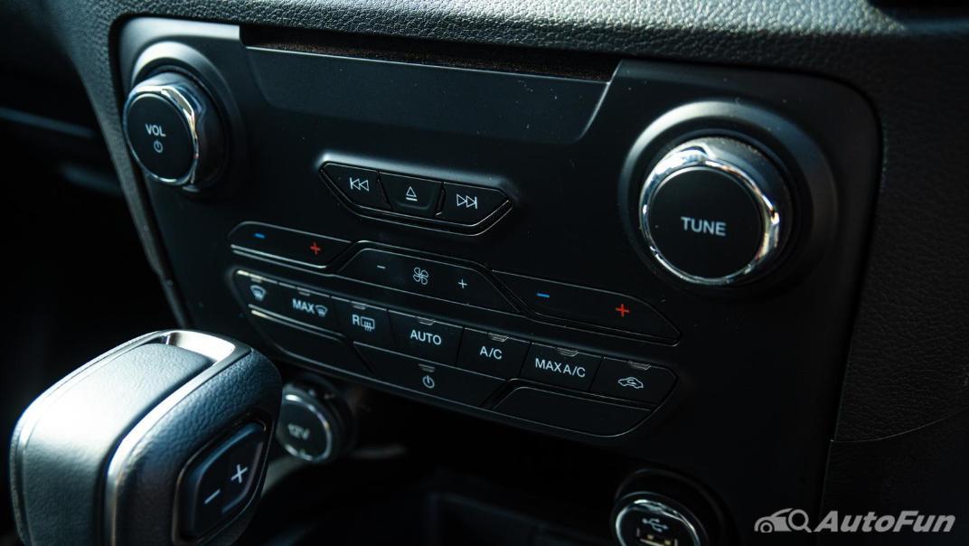 2021 Ford Ranger FX4 MAX Interior 020
