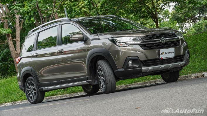 2020 1.5 Suzuki XL7 GLX Exterior 010