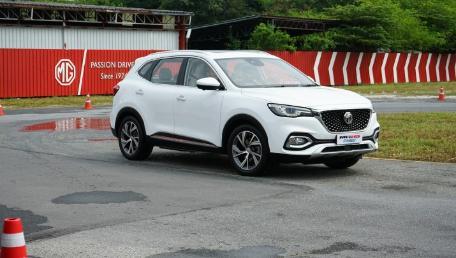 2021 MG HS PHEV ราคารถ, รีวิว, สเปค, รูปภาพรถในประเทศไทย | AutoFun