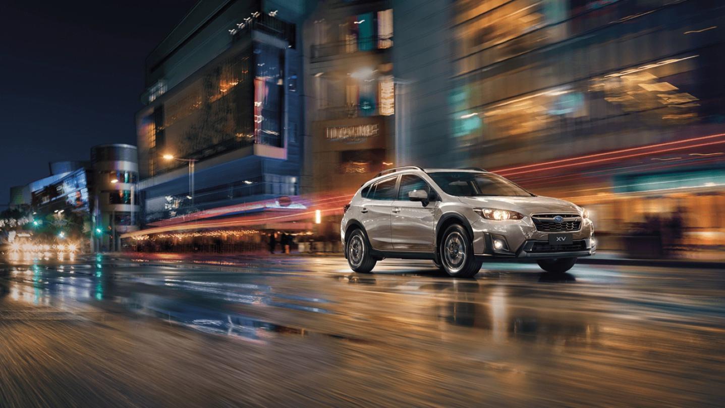 Subaru XV 2020 Exterior 002