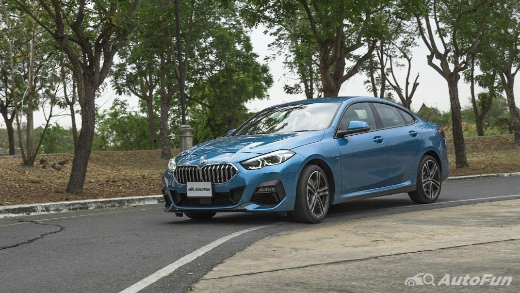 2021 BMW 2 Series Gran Coupe 220i M Sport Exterior 078