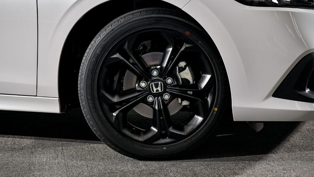 2022 Honda Civic RS Exterior 055