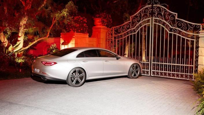 Mercedes-Benz CLS-Class Coupe 2020 Exterior 003