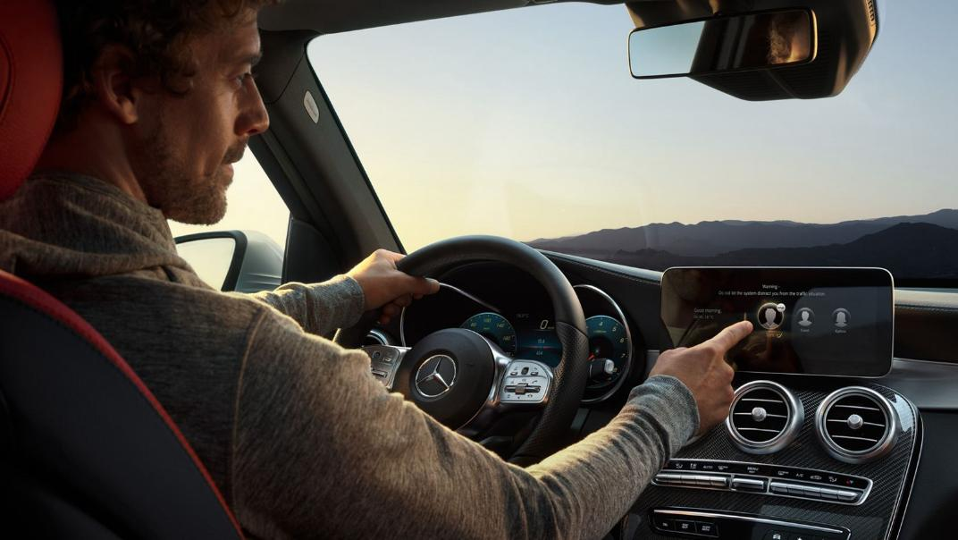 Mercedes-Benz GLC-Class 2020 Interior 002