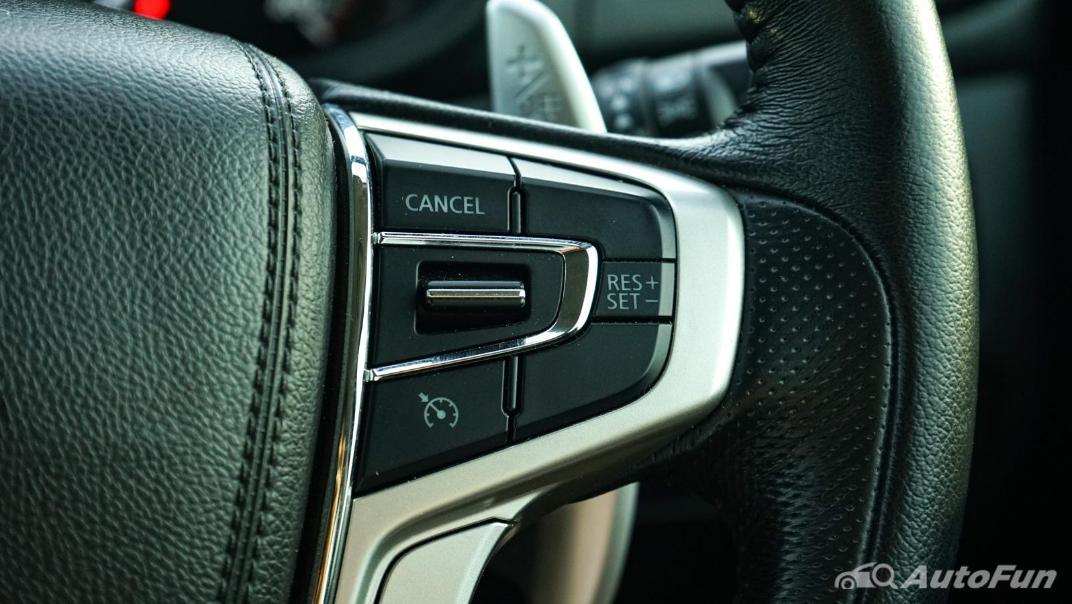 2020 Mitsubishi Triton Double Cab 4WD 2.4 GT Premium 6AT Interior 006
