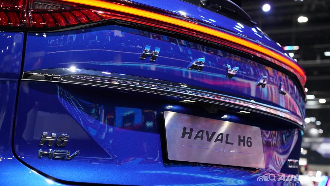 Haval H6 2021 Exterior 009