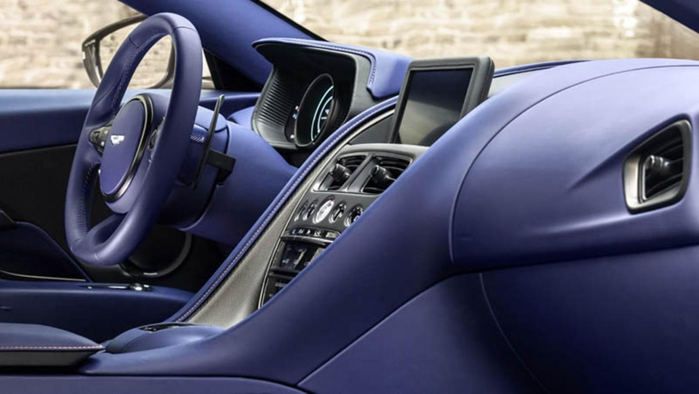 Aston Martin Db11 2020 Interior 004