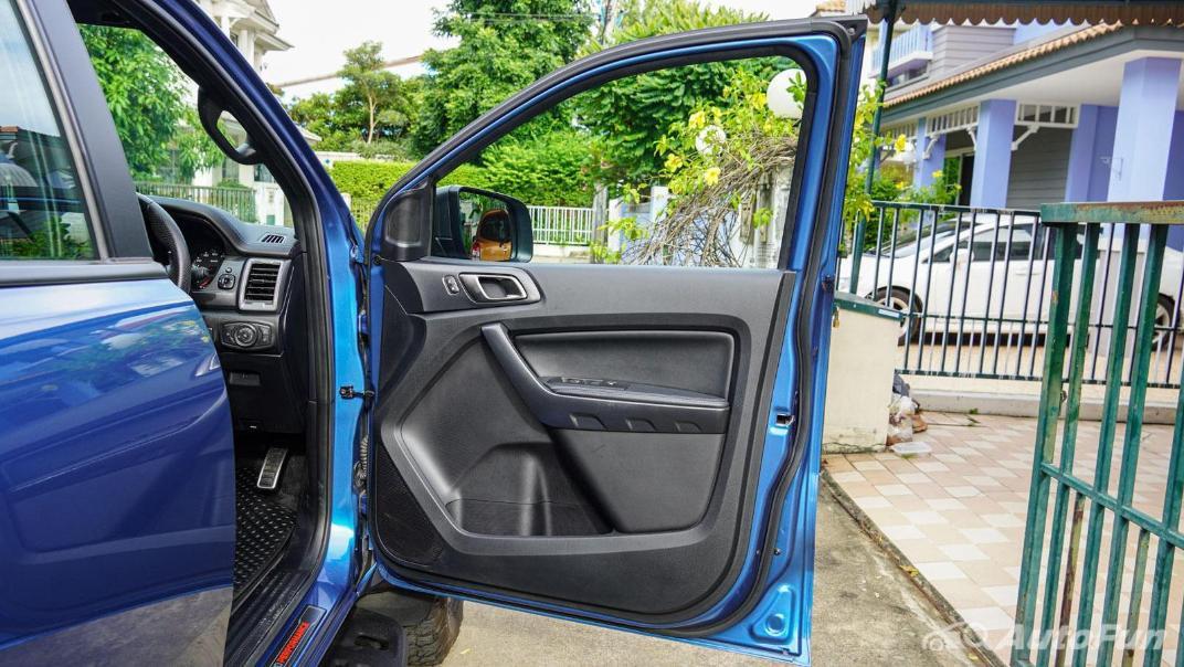 Ford Ranger Raptor 2.0L EcoBlue Interior 067