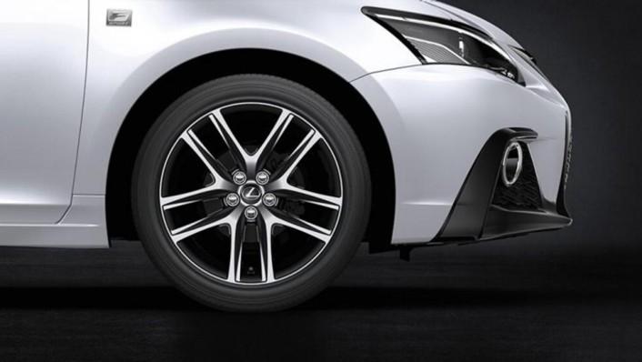 Lexus CT 2020 Exterior 002