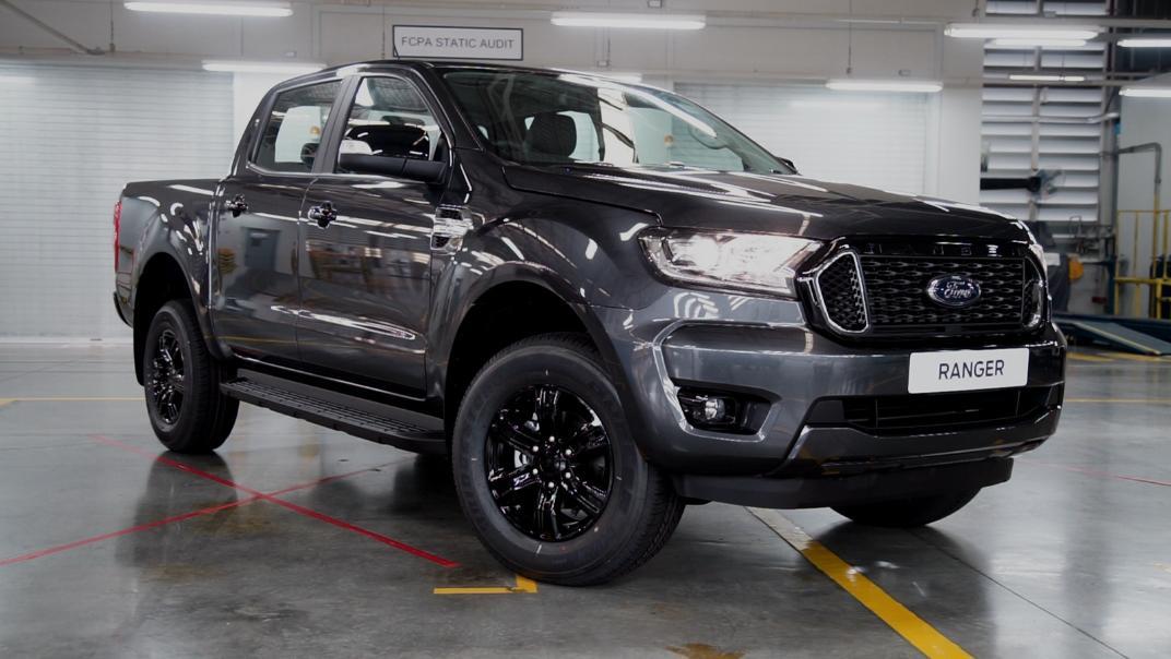 2021 Ford Ranger XLT Exterior 002