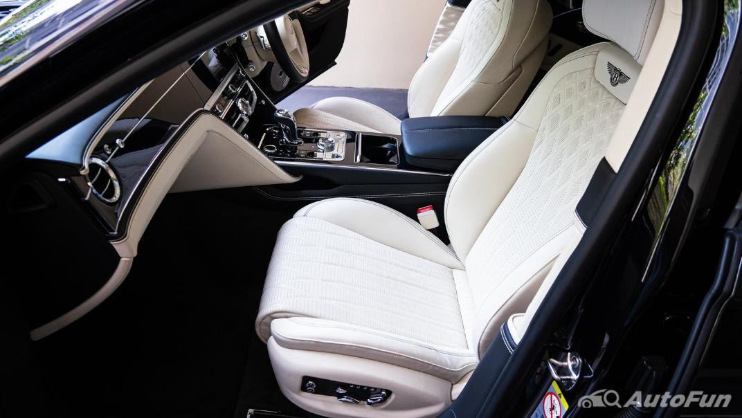 2020 Bentley Flying Spur 6.0L W12 Interior 027