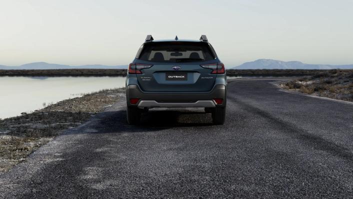 2021 Subaru Outback 2.5i-T EyeSight Exterior 006