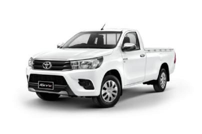 2020 Toyota Hilux Revo Standard Cab 2x4 2.4 Entry AT
