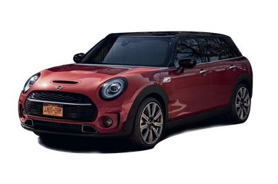 2020 Mini Clubman 2.0 John Cooper Works