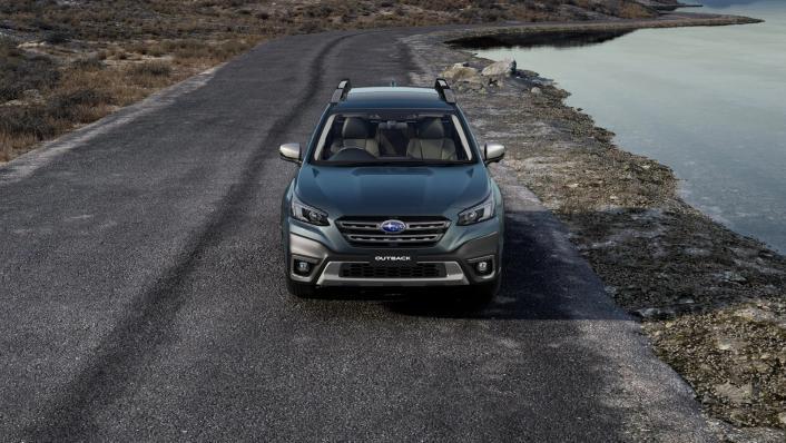 2021 Subaru Outback 2.5i-T EyeSight Exterior 002