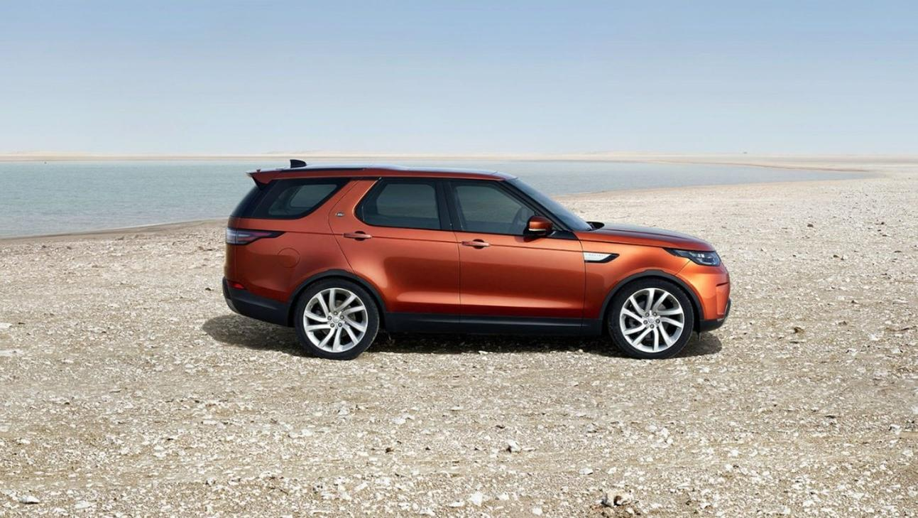 Land Rover Discovery 2020 Exterior 003
