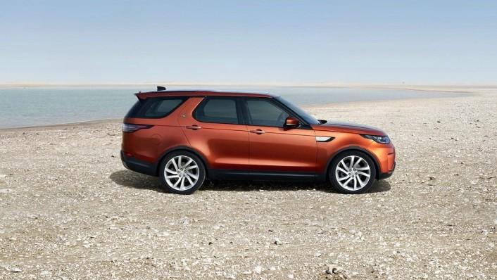 Land Rover Discovery 2020 Exterior 003
