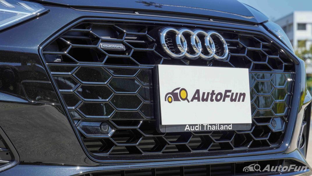 2020 Audi A4 Avant 2.0 45 TFSI Quattro S Line Black Edition Exterior 096