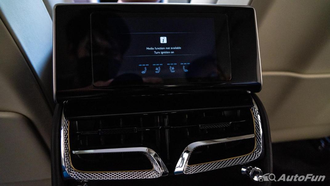2020 Bentley Flying Spur 6.0L W12 Interior 039