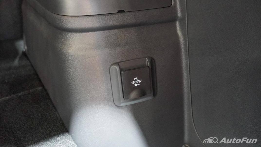 2021 Mitsubishi Outlander PHEV GT Interior 016