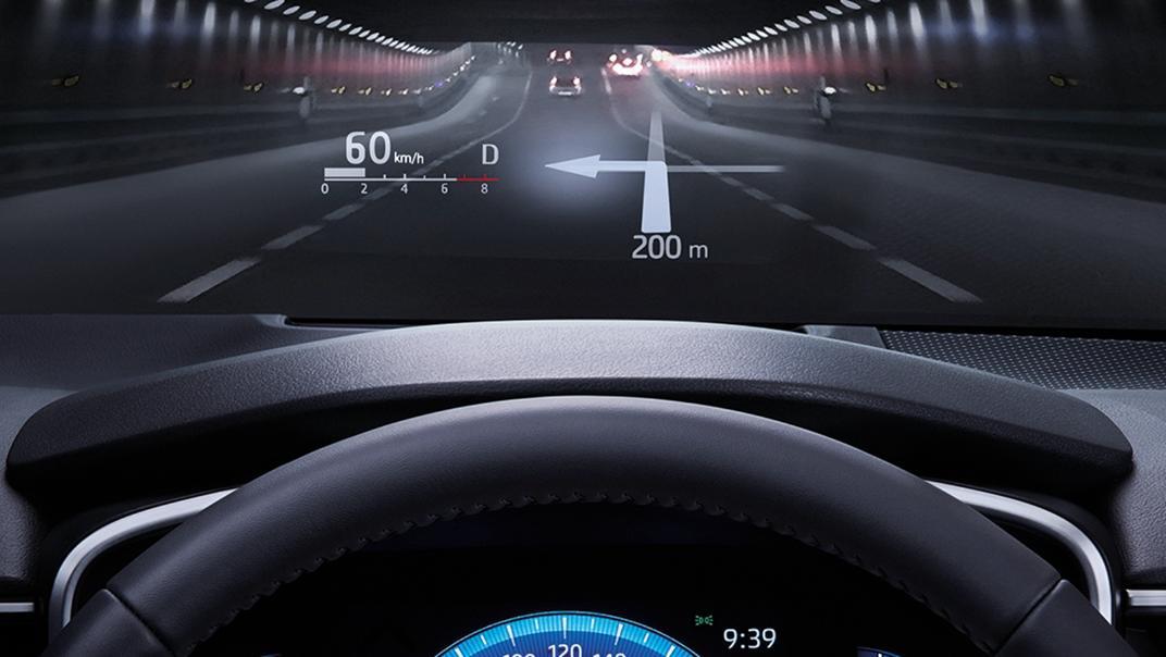 Toyota Corolla Altis 2021 Interior 012