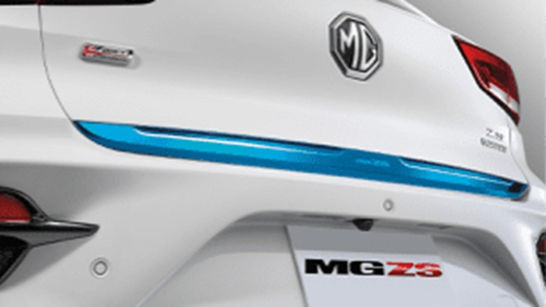 MG ZS 2020 Exterior 028