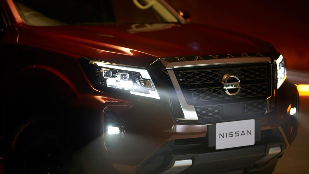 2021 Nissan Navara Double Cab 2.3 4WD VL 7AT Exterior 078