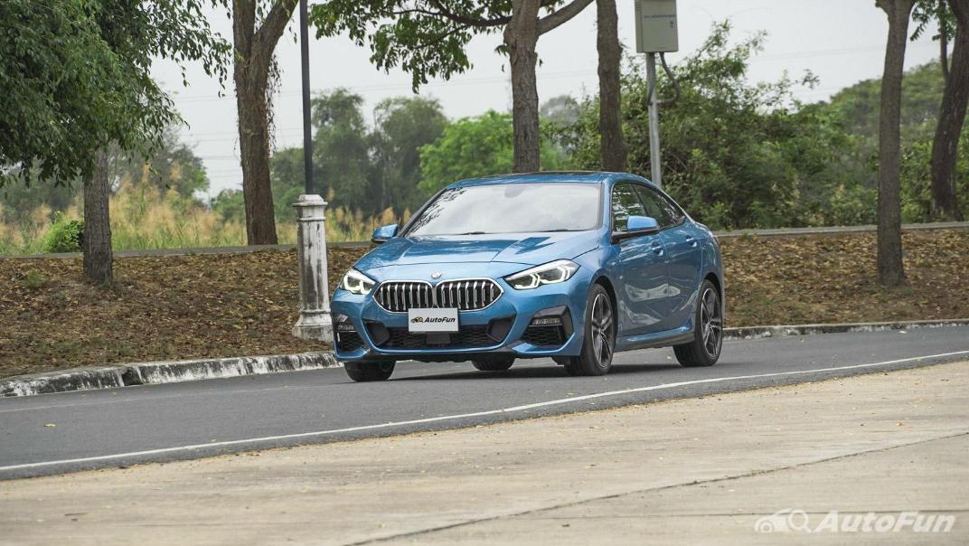 2021 BMW 2 Series Gran Coupe 220i M Sport Exterior 075