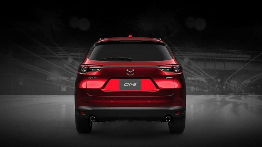 Mazda CX-8 2020 Exterior 007