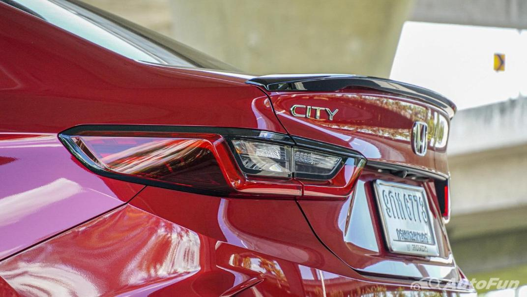 2020 Honda City 1.0 RS Exterior 030