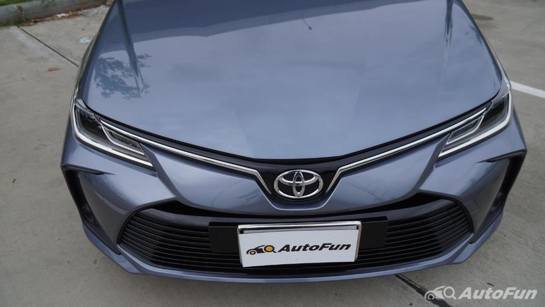 2021 Toyota Corolla Altis 1.8 Sport Exterior 018