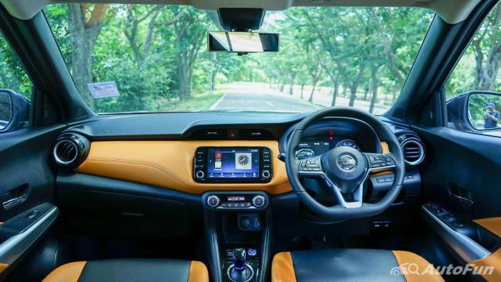 2020 1.2 Nissan Kicks e-POWER S Interior 001