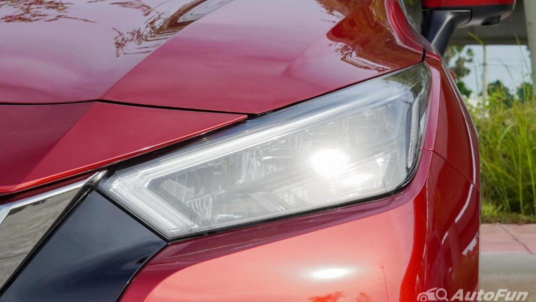 2020 Nissan Almera 1.0 Turbo VL CVT Exterior 014