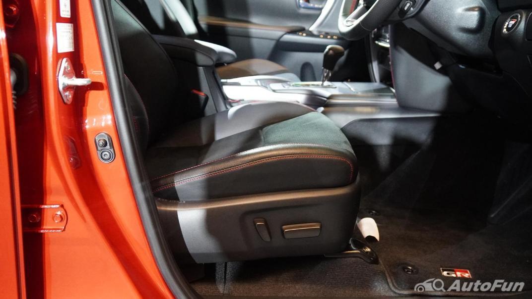 2021 Toyota Fortuner 2.8 GR Sport 4WD Interior 026