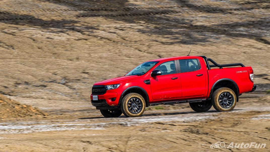 2021 Ford Ranger FX4 MAX Exterior 074