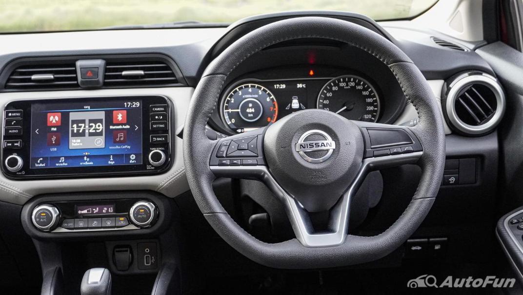 2020 Nissan Almera 1.0 Turbo VL CVT Interior 002