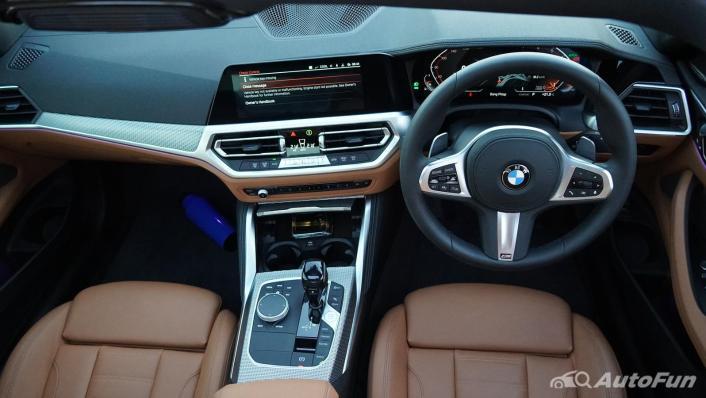 2020 BMW 4 Series Coupe 2.0 430i M Sport Interior 003