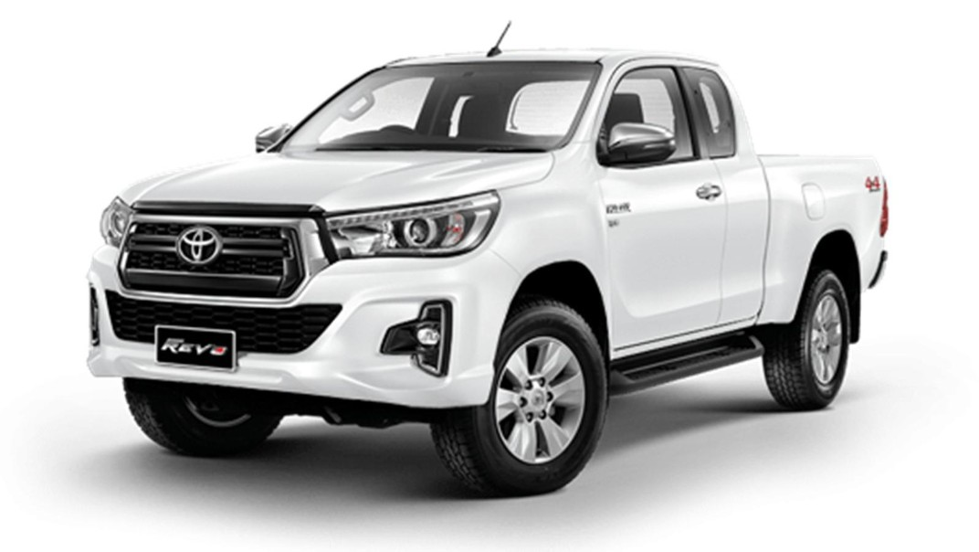 Toyota Hilux Revo Smart Cab 2020 Others 004