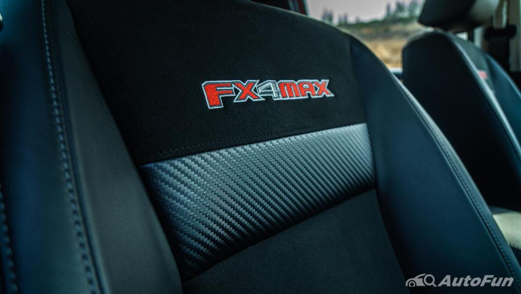 2021 Ford Ranger FX4 MAX Interior 027