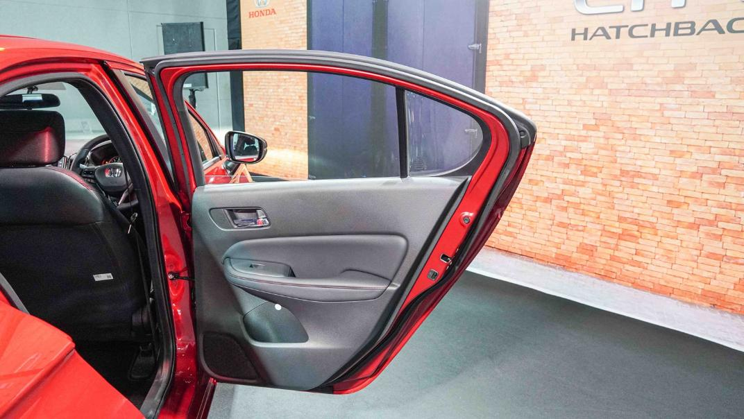2021 Honda City Hatchback 1.0 Turbo RS Interior 026