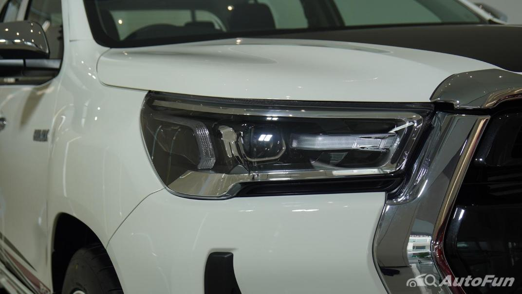 2021 Toyota Hilux Revo Double Cab Z Edition Exterior 004