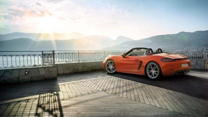 Porsche 718 2020 Exterior 009
