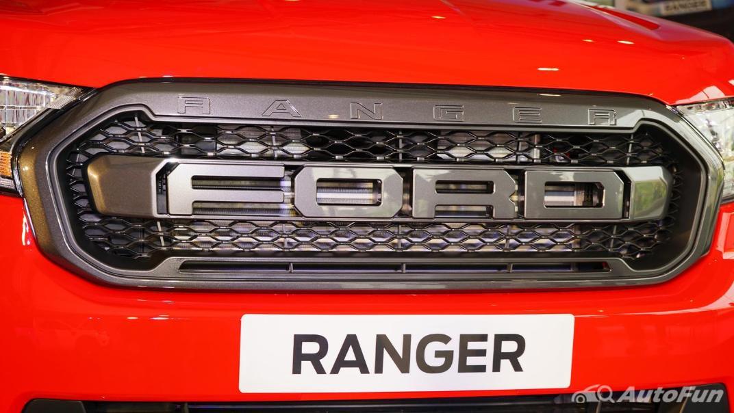 2021 Ford Ranger FX4 MAX Exterior 014