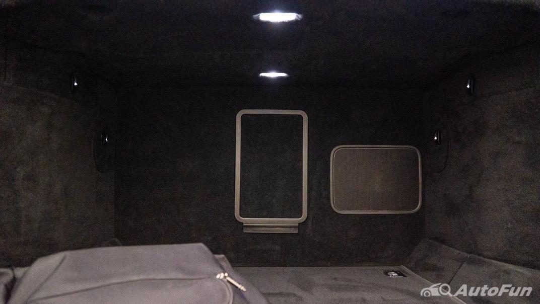 2020 Bentley Flying Spur 6.0L W12 Interior 070