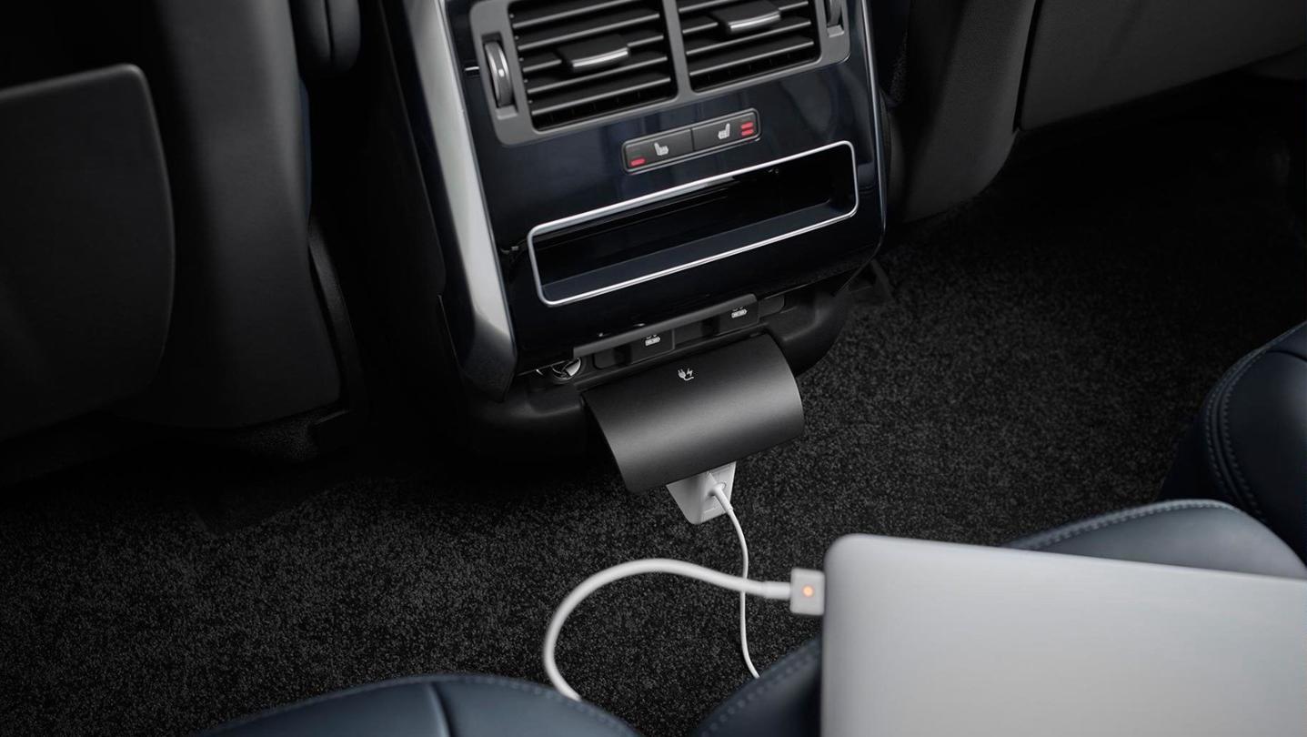 Land Rover Range Rover Sport 2020 Interior 009