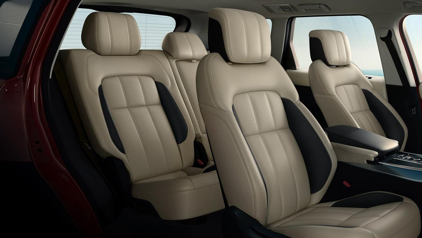 Land Rover Range Rover Sport 2020 Interior 013