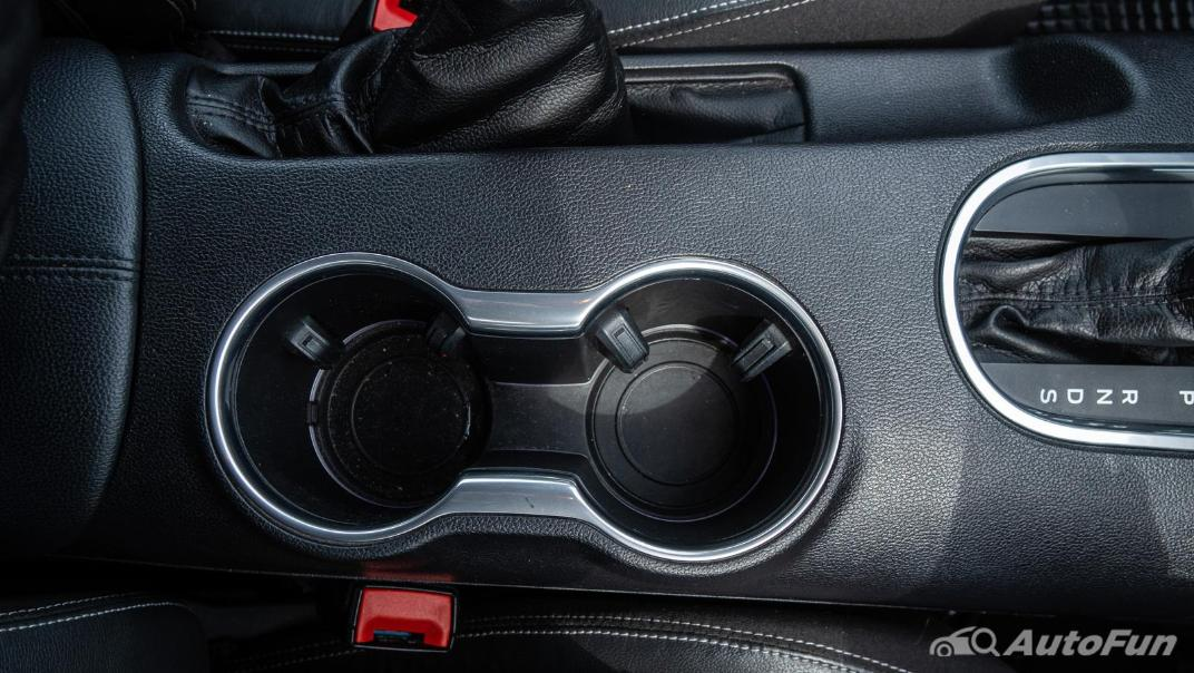 2020 Ford Mustang 5.0L GT Interior 022