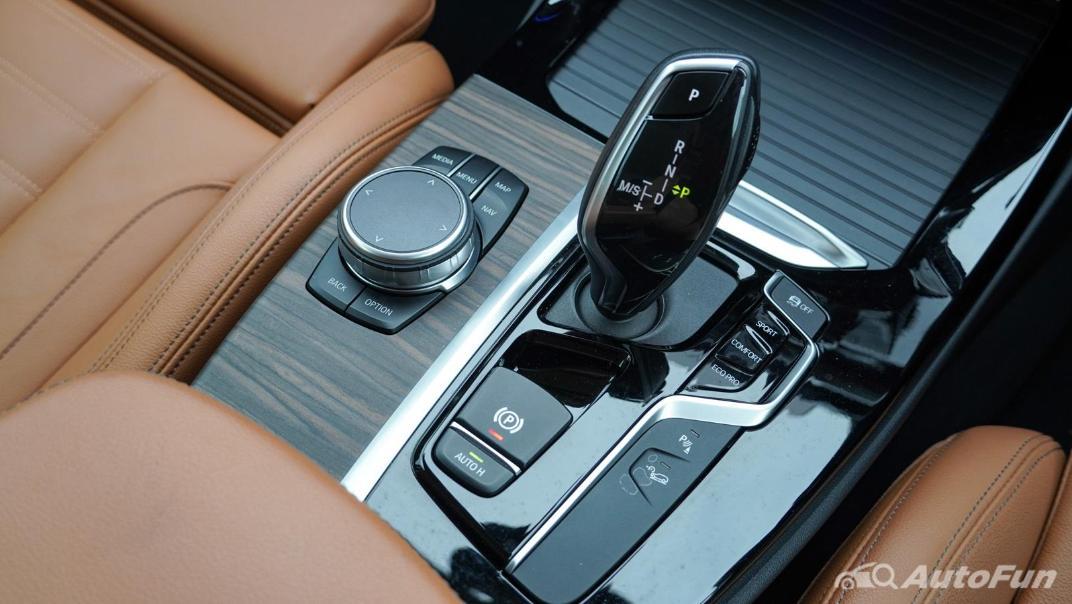 2020 2.0 BMW X3 xDrive20d M Sport Interior 027