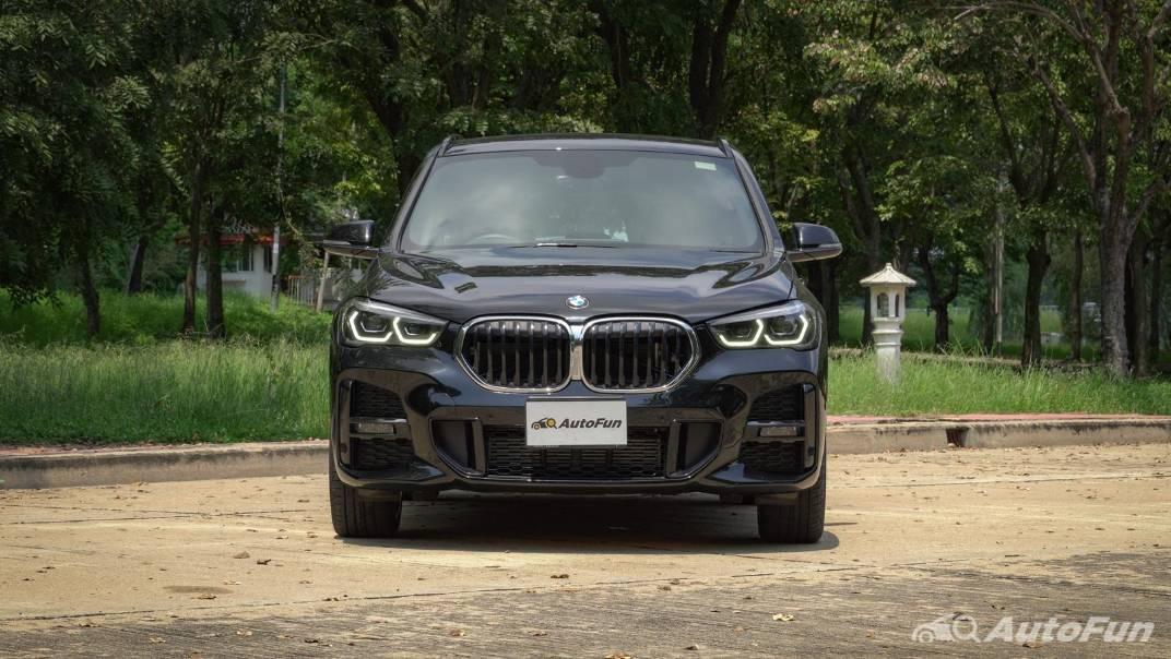2021 BMW X1 2.0 sDrive20d M Sport Exterior 002